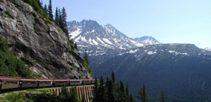 chilkoot trail train