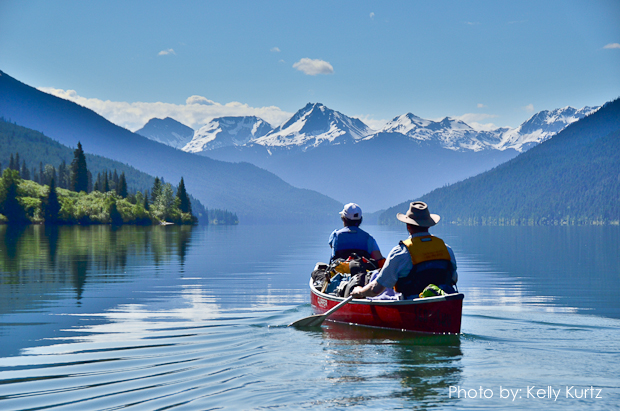 Canoeing The Bowron Lakes Sea To Sky Expeditions