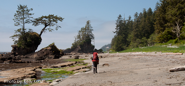 west coast trail graveyard of the pacific backpacking sea to gallery image